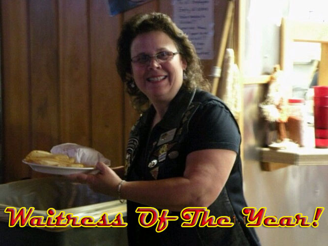 Waitress of the Year